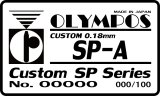 CUSTOM SP-A(Simple packaging)