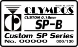 CUSTOM SP-B(Simple packaging)