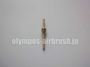 Photo1: Air valve pin (with packing) for HP-102C