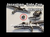 Insertion Side Cup Adapter