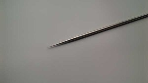 Photo1: Needle for PB-404 (2 Needles)