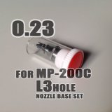 L3 HOLE Nozzle base set for MP-200C