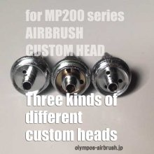 Other Photos1: MP-200C  (S3 HOLE) with 2spare (L3・1 HOLE)head set (Simple packaging) 【Special price】