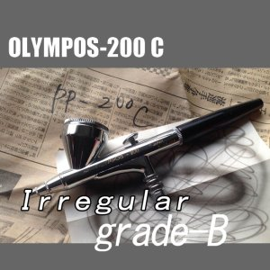 Photo1: The good also in part removing! OLYMPOS-200C(Irregular B grade)(Simple Packaging)