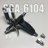 SGA-6104・SC【included Change screw (L-S )&Coupler plug】(Simple packaging)
