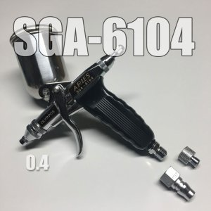Photo1: SGA-6104・SC【included Change screw (L-S )&Coupler plug】(Simple packaging)