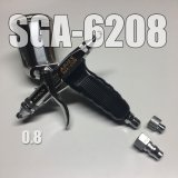 SGA-6208・SC【included Change screw (L-S )&Coupler plug】(Simple packaging)